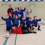 Junioren Kreisauswahl U 11 mit Mats Hinrichs vom SC Viktoria Lavelsloh gewinnt Turnier in Rehden