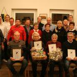 Jahreshauptversammlung des SC Lavelsloh 2020