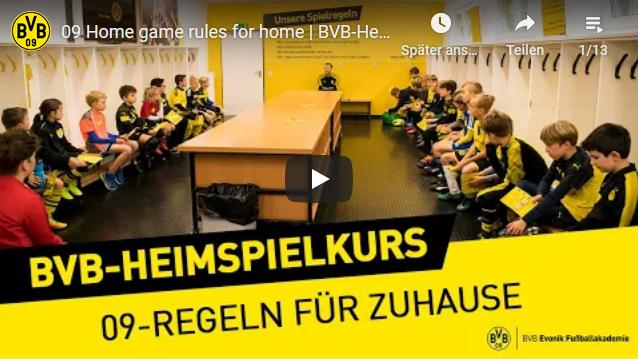 BVB-Borussia Dortmund und SC Viktoria Lavelsloh sagen Termin für die Fußballakademie 2020 ab.
