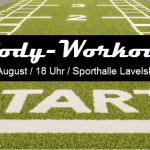 Body-Workout startet wieder durch!